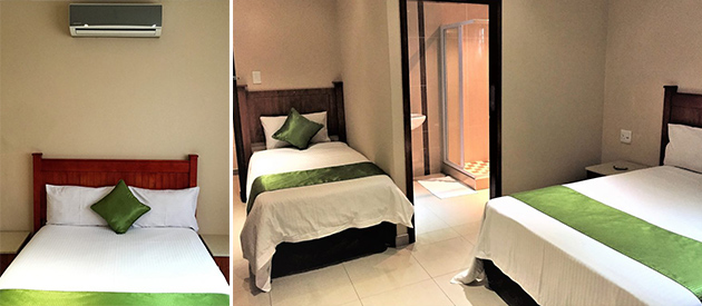 sohana's b&b, bed and breakfast, umbilo, durban, aircon, luxury sleeping, dstv